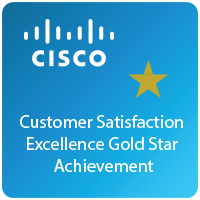 Cisco Gold Star