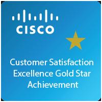 Cisco Gold Star